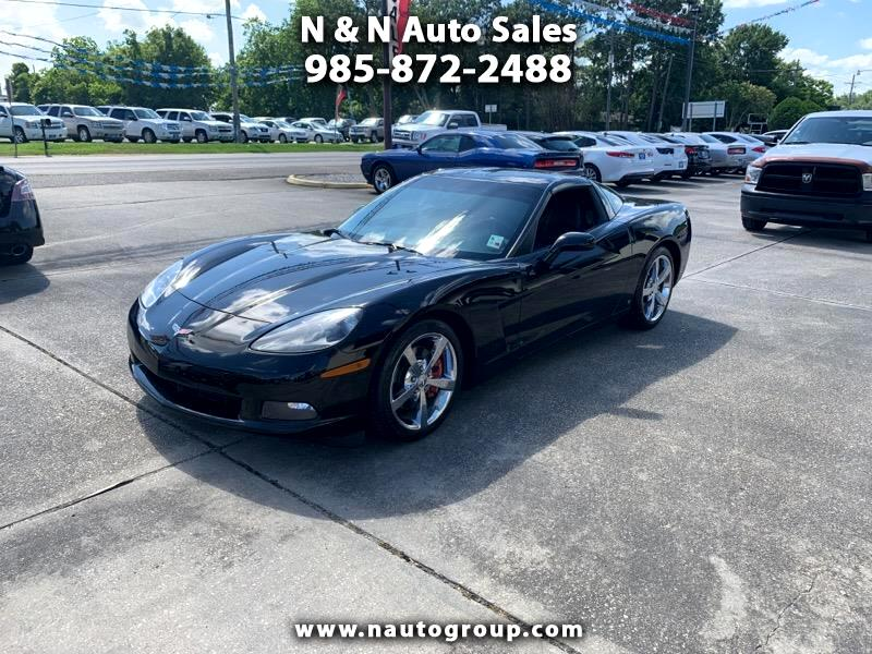 2006 Chevrolet Corvette 1LT Coupe Automatic