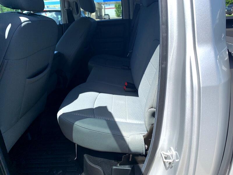2014 RAM 1500 2WD Quad Cab 140.5