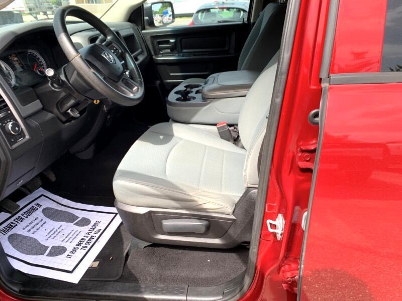 2013 RAM 1500 2WD Quad Cab 140.5