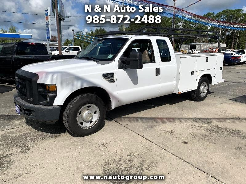 2008 Ford F-250 SD XL SuperCab Long Bed 2WD