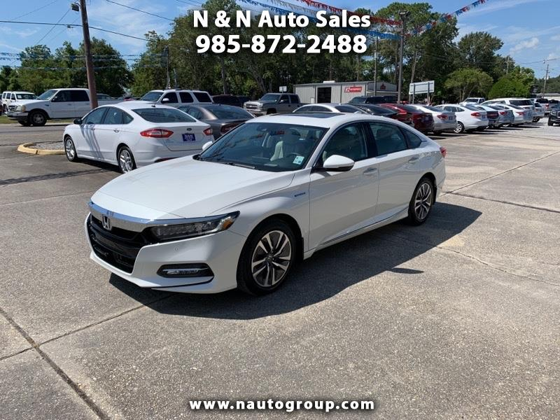 2018 Honda Accord Hybrid 4dr Sdn Touring