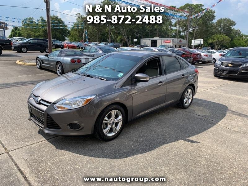 Ford Focus 4dr Sdn SE Comfort 2014
