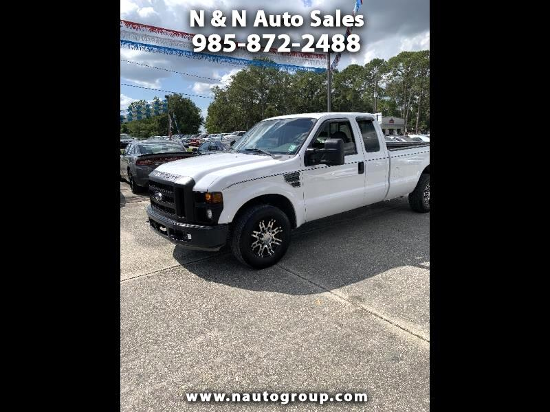 Ford F-250 SD XL SuperCab LWB 2WD 2008