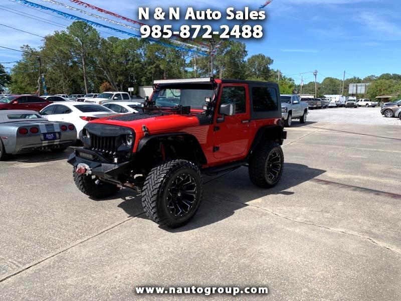 2008 Jeep Wrangler X Freedom Edition