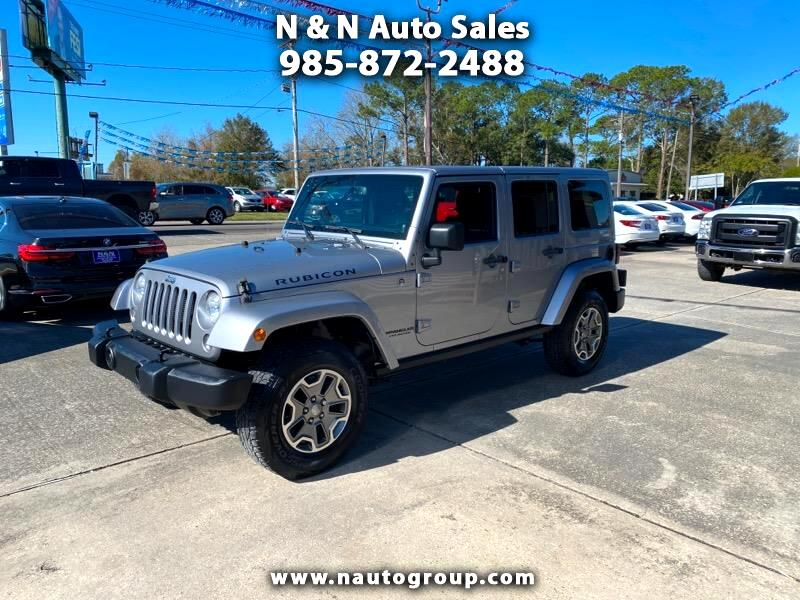 Jeep Wrangler 4WD 4dr Unlimited Rubicon 2014