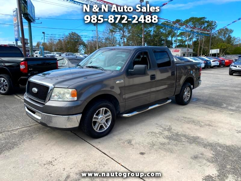 Ford F-150 XLT SuperCrew 2WD 2007