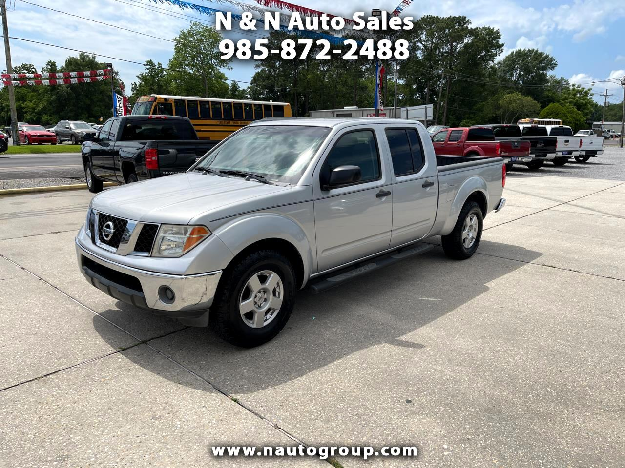 Nissan Frontier SE Crew Cab Long Bed 2WD 2007