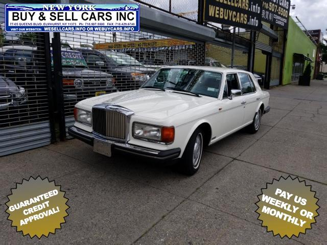 1986 Bentley Mulsanne Base