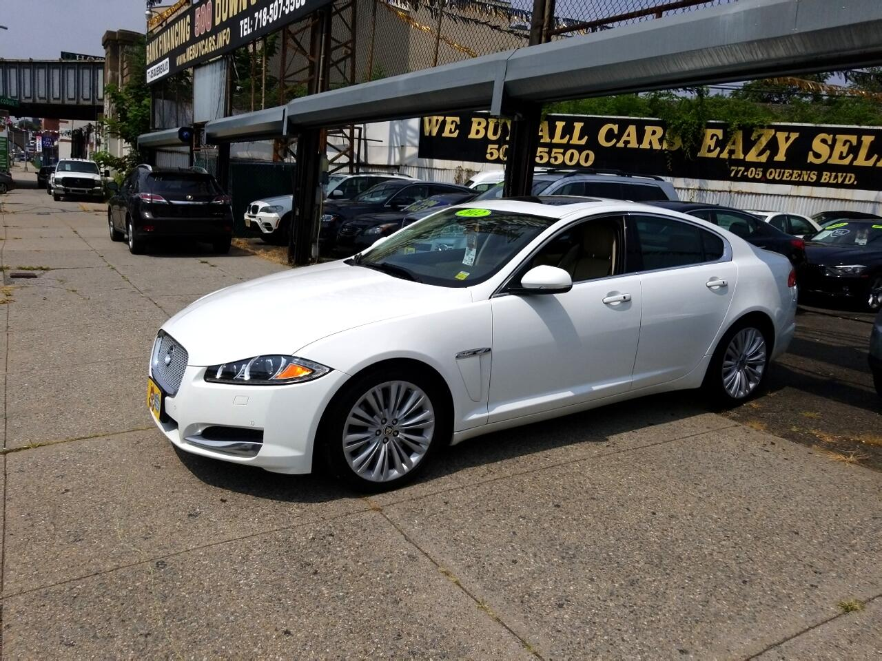 Used Cars For Sale Elmhurst Ny 11373 Buy Sell Inc 02 Toyota Camry Fuel Filter Location 2012 Jaguar Xf 4dr Sdn Portfolio