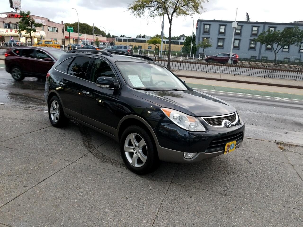 2008 Hyundai Veracruz AWD 4dr Limited