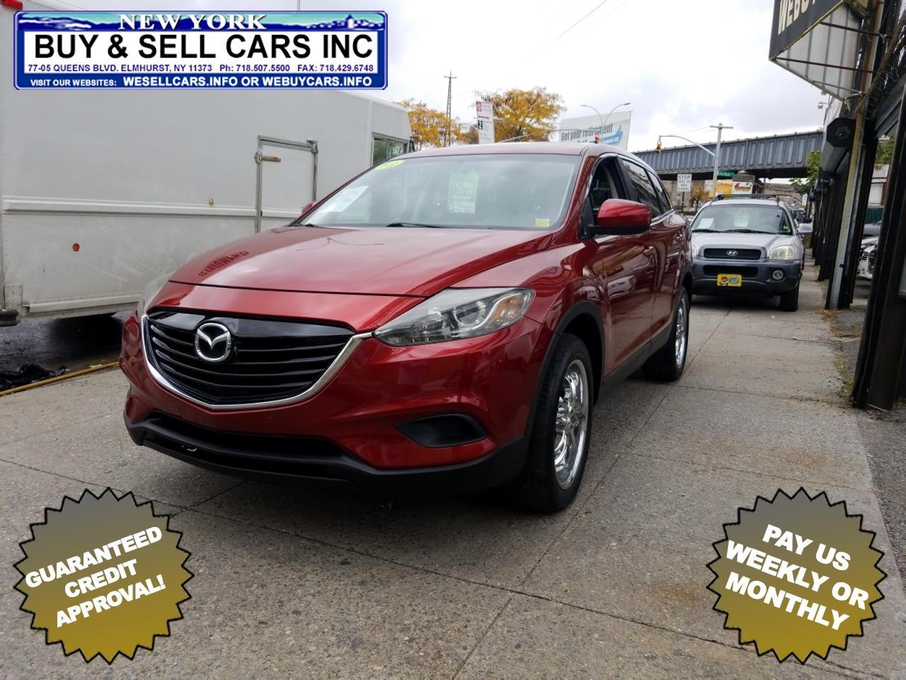 2013 Mazda CX-9 AWD 4dr Touring