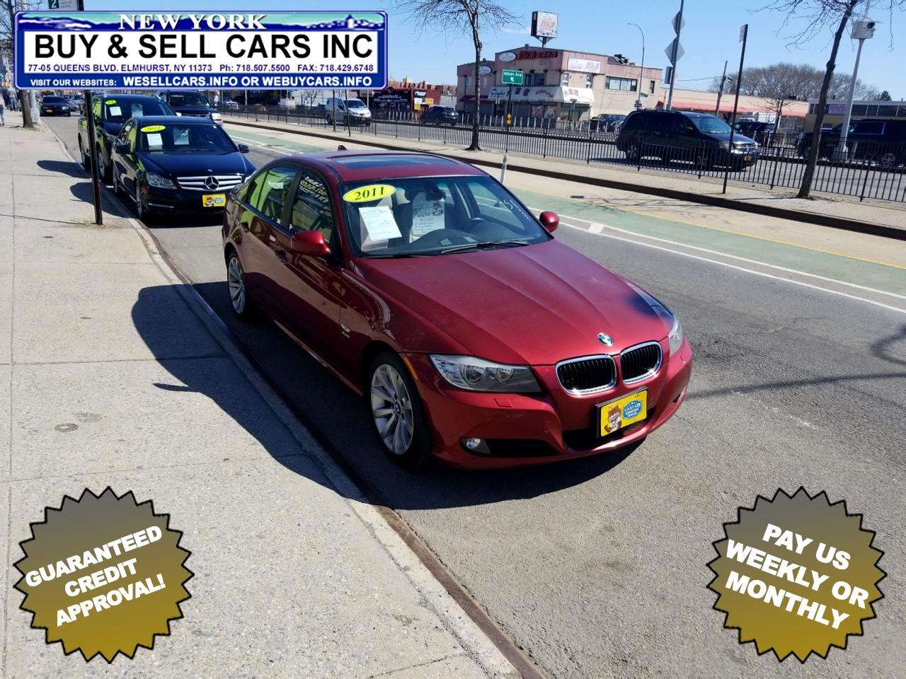 2011 BMW 3 Series 328xi