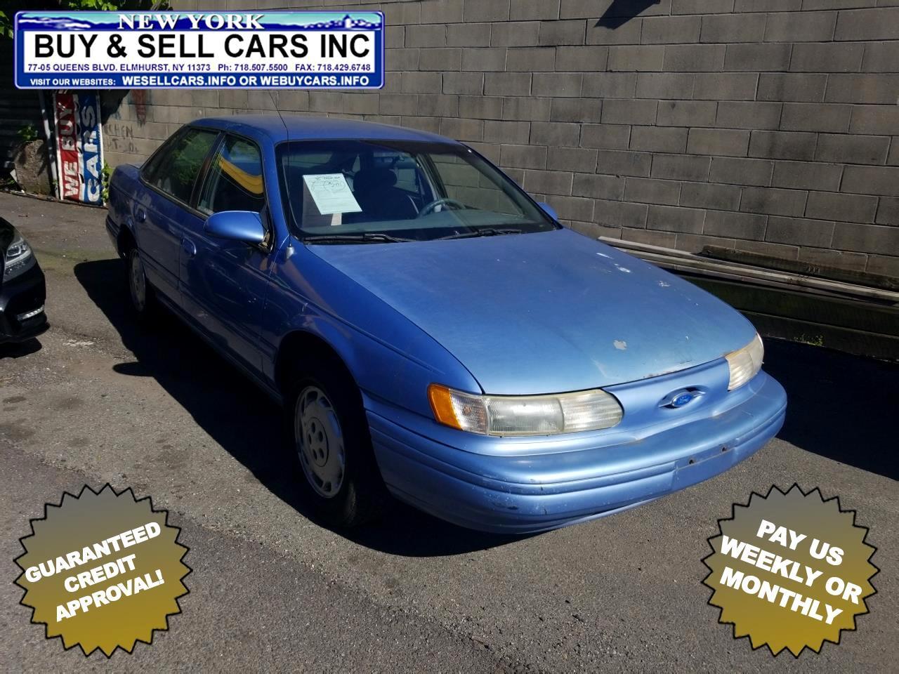 1995 Ford Taurus 4dr Sedan GL Police Pkg