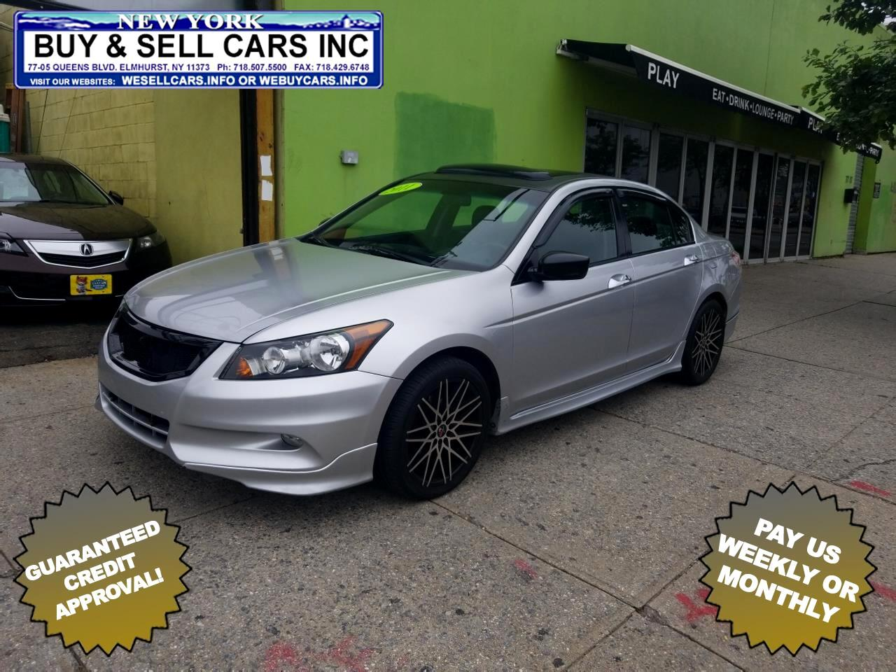 2011 Honda Accord For Sale >> Used 2011 Honda Accord Sdn For Sale In Elmhurst Ny 11373