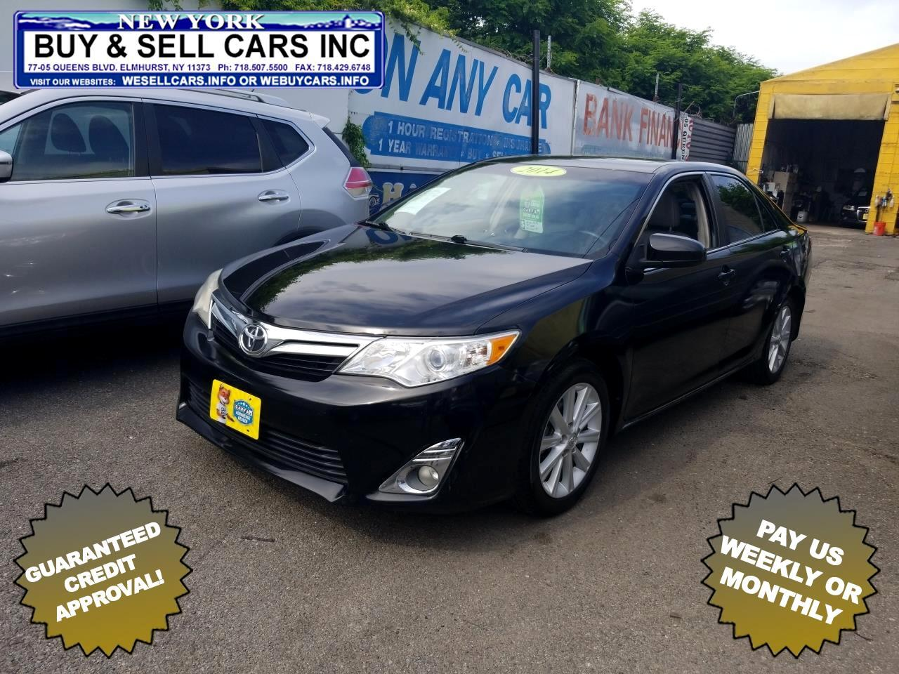 2014 Toyota Camry 2014.5 4dr Sdn V6 Auto XLE (Natl)
