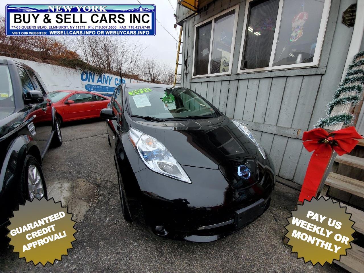 Nissan Leaf 4dr HB SL 2012
