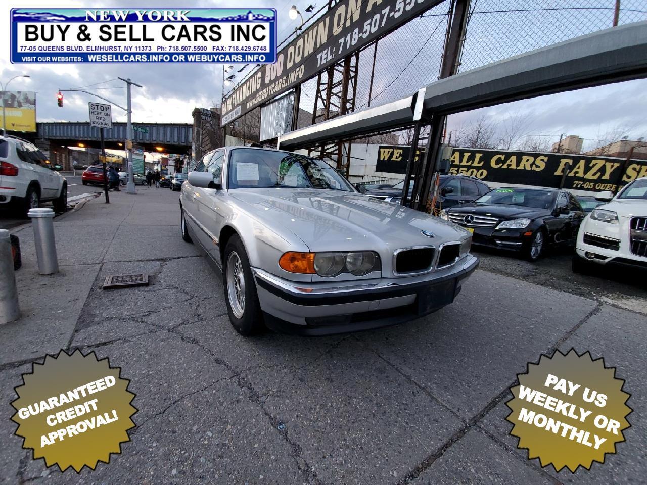 BMW 7 Series  1999