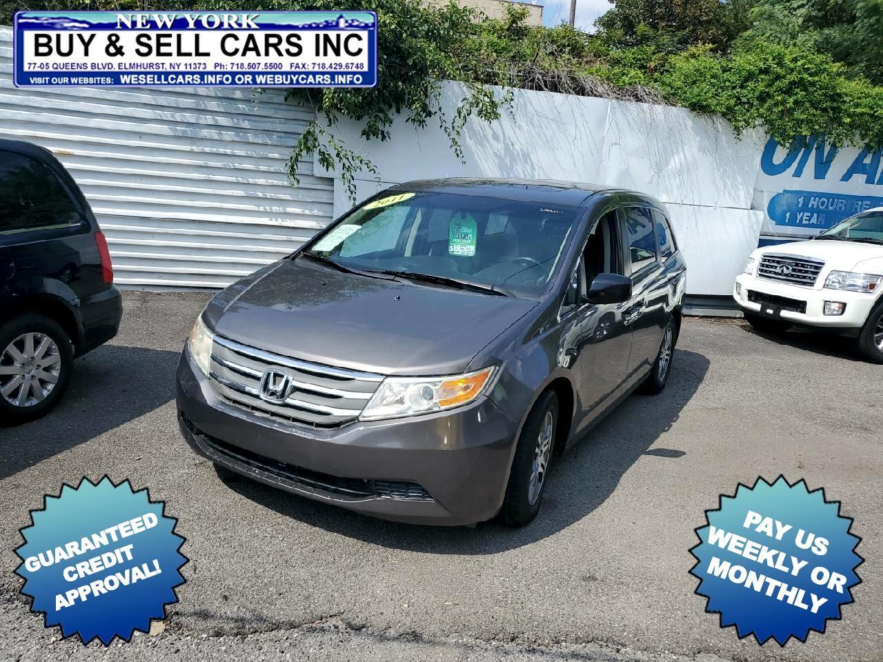 Honda Odyssey 5dr EX-L 2011