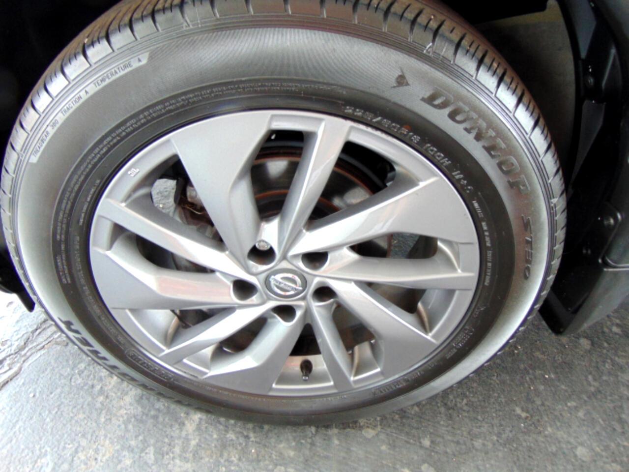 2016 Nissan Rogue SL AWD