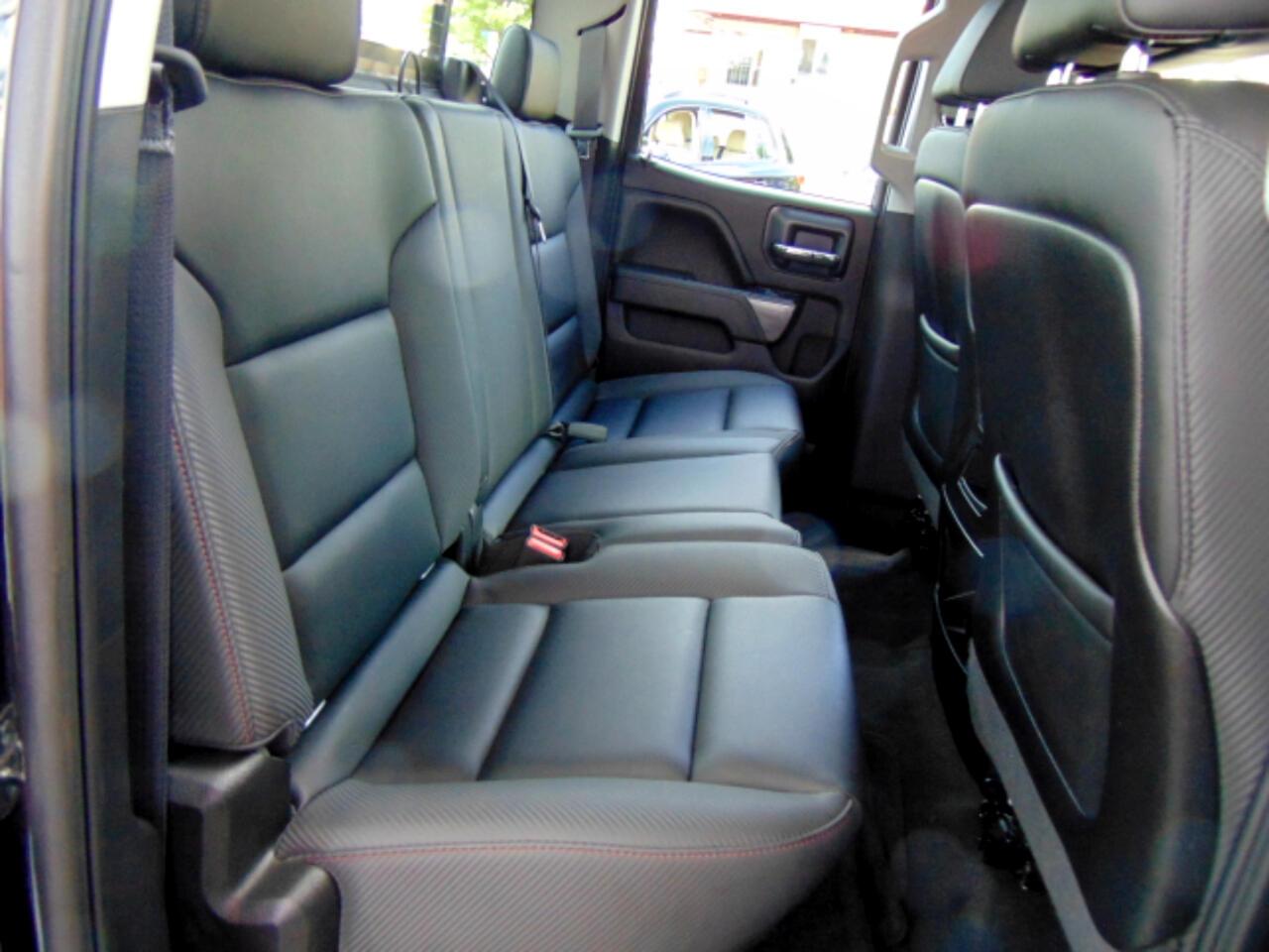 2015 GMC Sierra 1500 SLT Double Cab 4WD