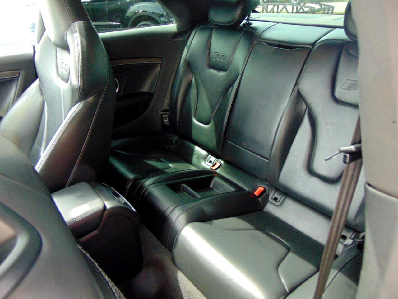 2011 Audi S5 2dr Cpe Auto Prestige