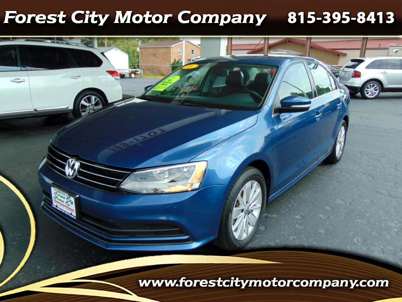 Volkswagen Jetta 1.4T SE w/Connectivity 6A 2016