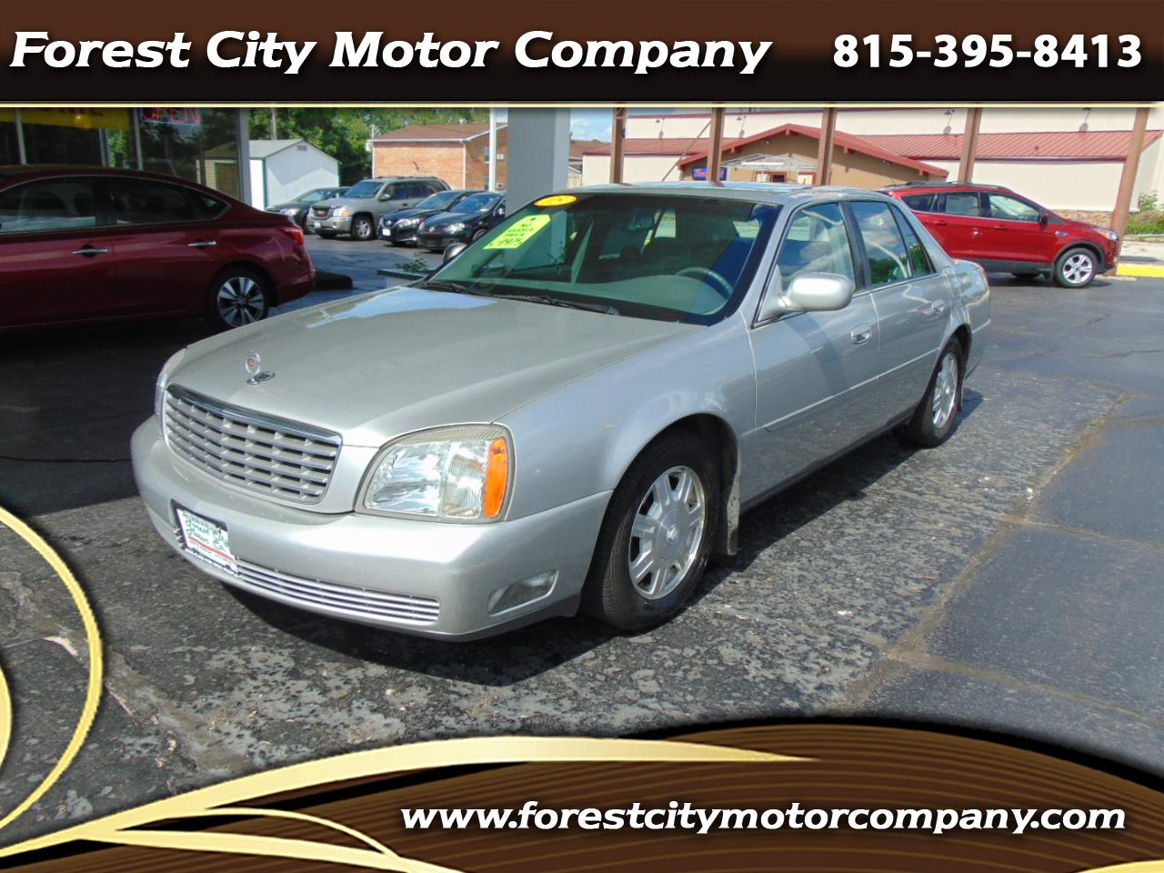 Cadillac DeVille 4dr Sdn 2005