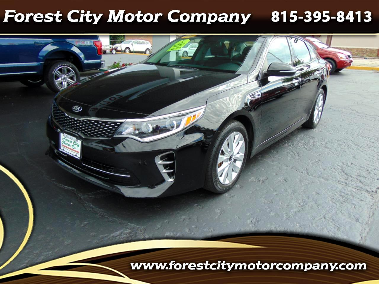 Kia Optima EX Auto 2017