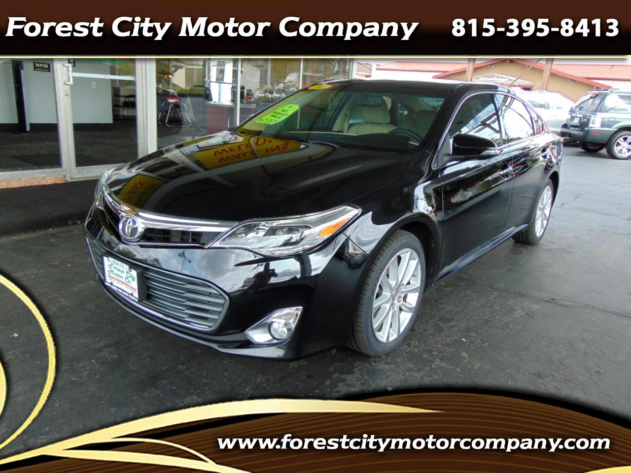 Used Toyota Avalon Rockford Il