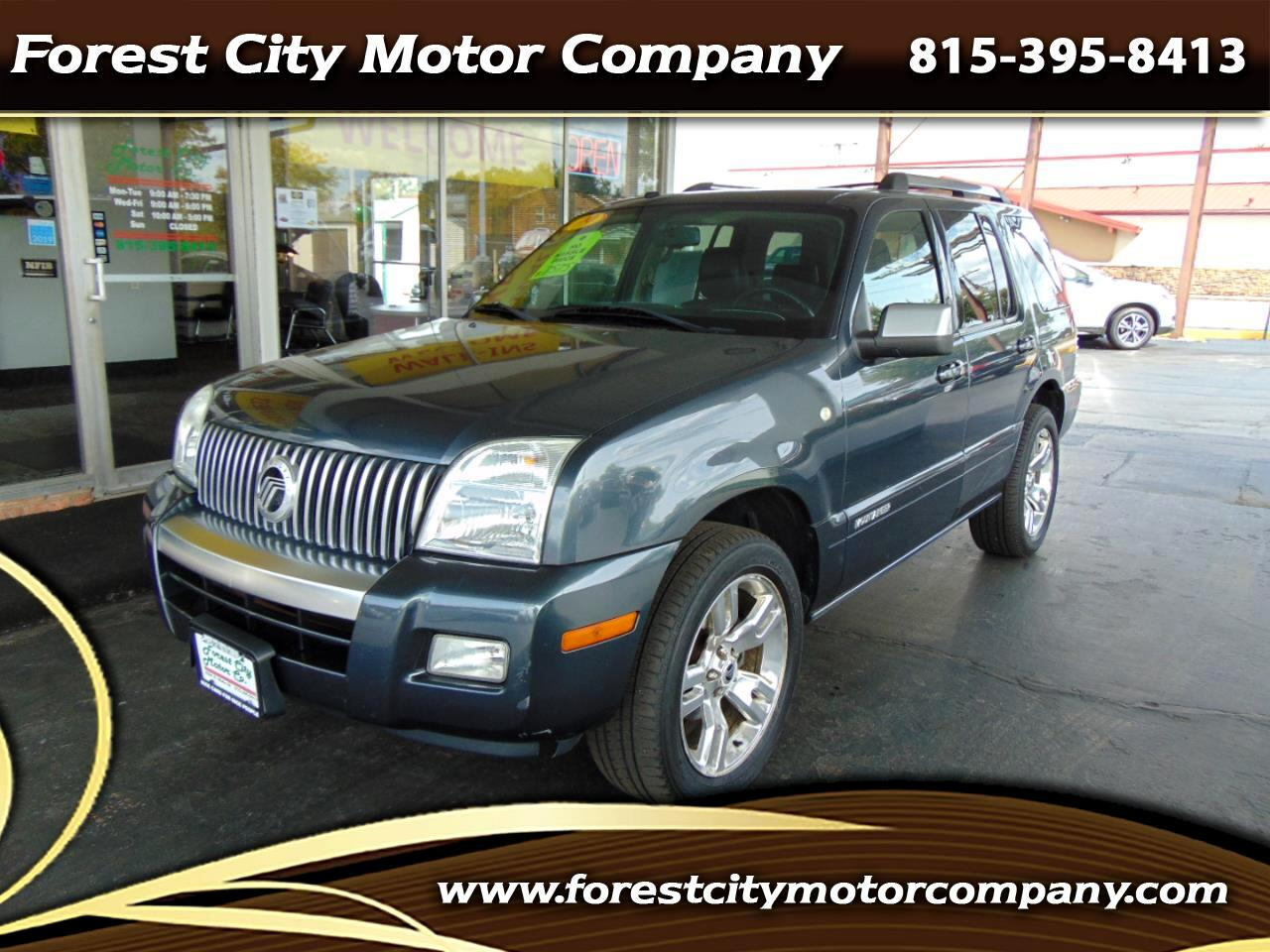 Mercury Mountaineer AWD 4dr V8 Premier 2009