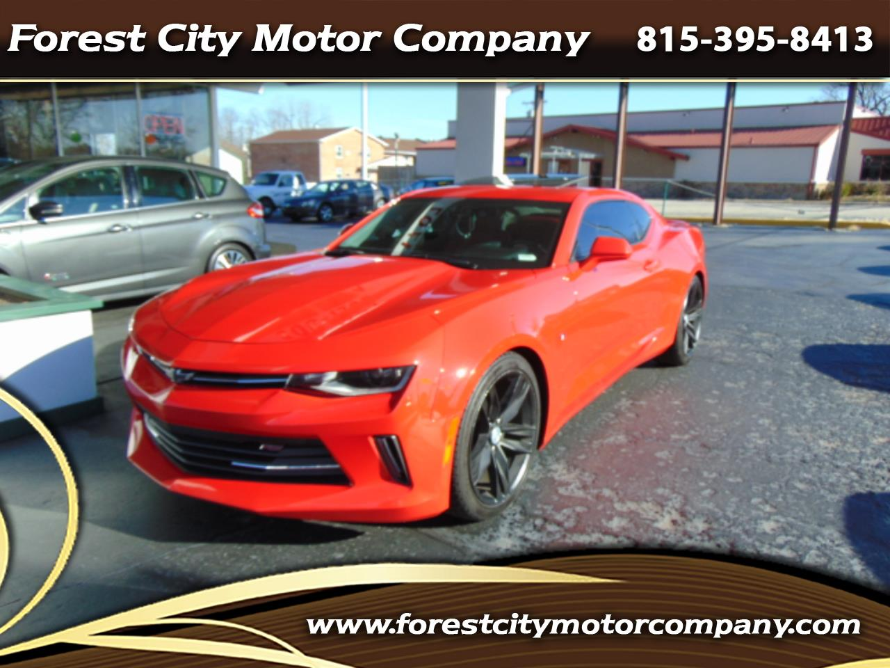 Chevrolet Camaro 2dr Coupe RS 2018