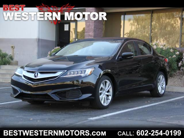 2016 Acura ILX 8-Spd AT