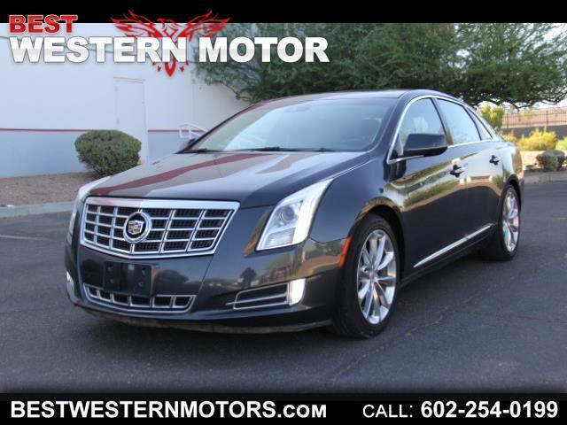 2013 Cadillac XTS Premium AWD