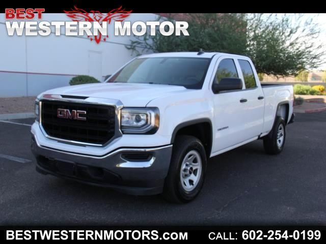 2017 GMC Sierra 1500 Base Double Cab 2WD