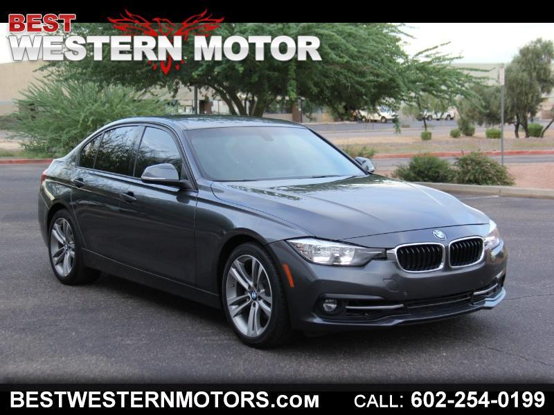 2016 BMW 3-Series 328i SULEV