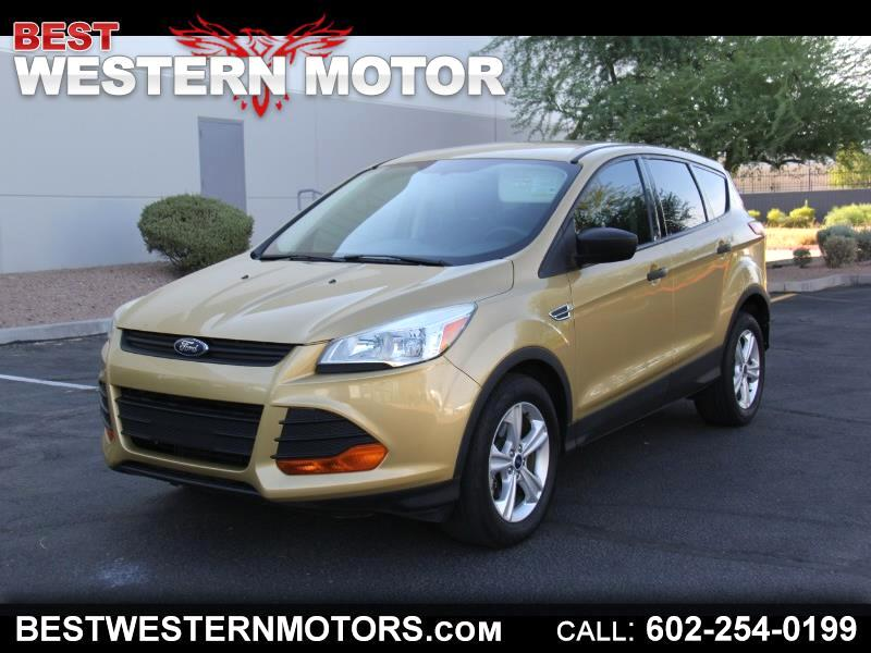 Ford Escape S FWD 2014