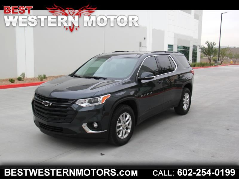 Chevrolet Traverse LT Cloth FWD 2019