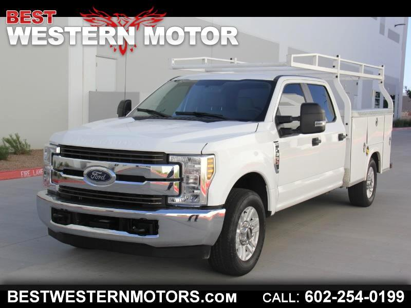 Ford F-350 SD Lariat Crew Cab Long Bed 2WD 2018