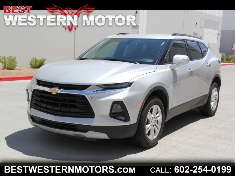 Chevrolet Blazer 2LT 2019