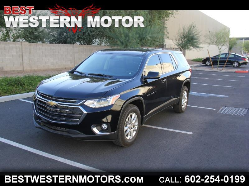 Chevrolet Traverse LS FWD 2020