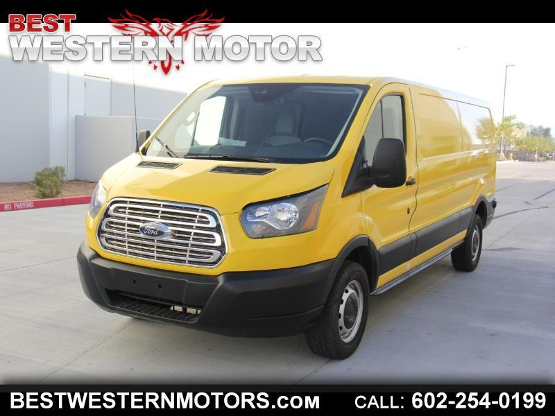 Ford Transit 250 Van Low Roof w/Sliding Pass. 148-in. WB 2019