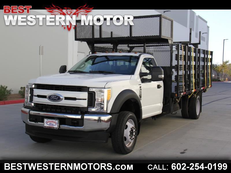 Ford F-550 Regular Cab DRW 2WD 2018