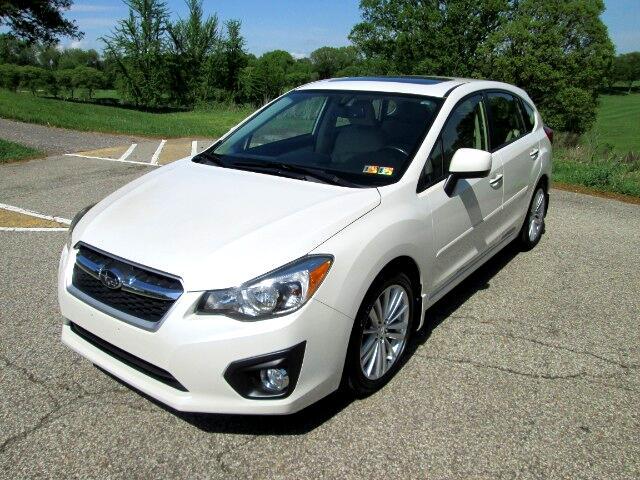 2012 Subaru Impreza Limited 5-Door+S/R