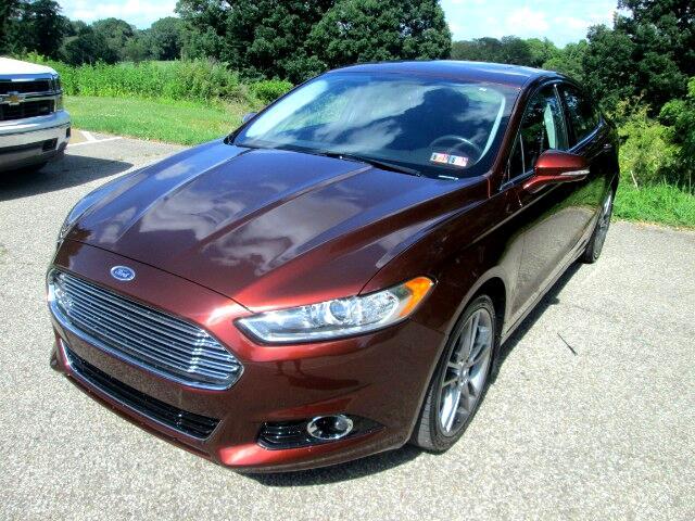 2015 Ford Fusion Titanium AWD