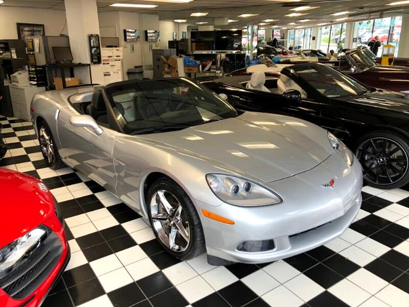 2012 Chevrolet Corvette Convertible 2LT