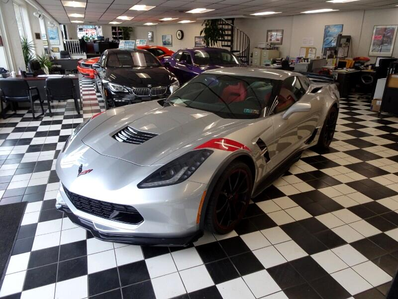 2017 Chevrolet Corvette Grand Sport w/1LT