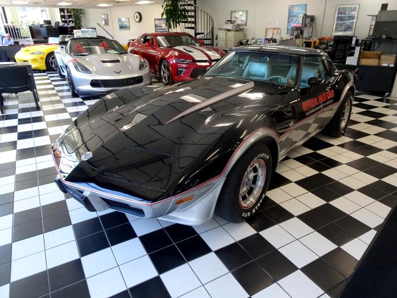 1978 Chevrolet Corvette Pace Car Edition