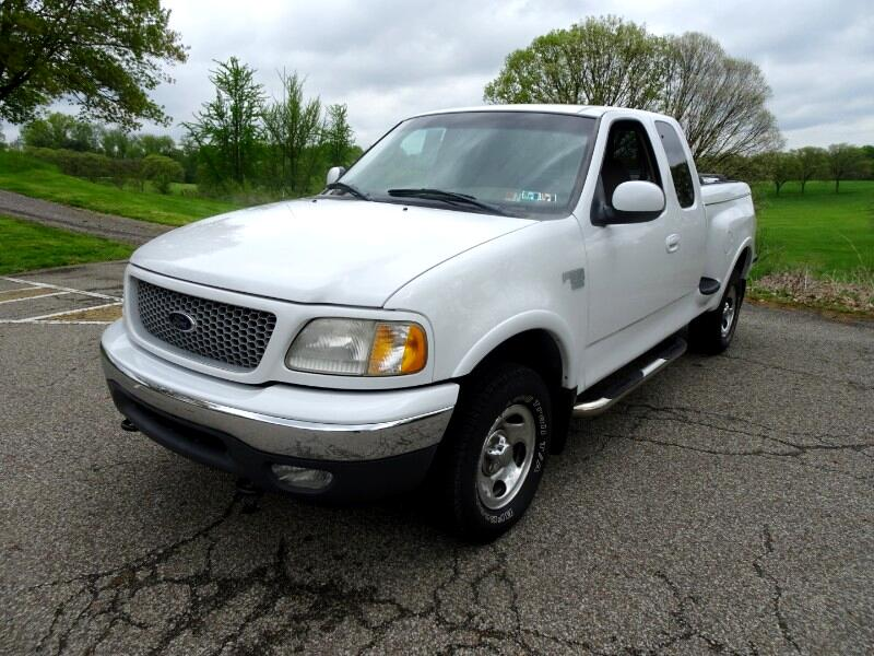 1999 Ford F-150 XL SuperCab Flareside 4WD