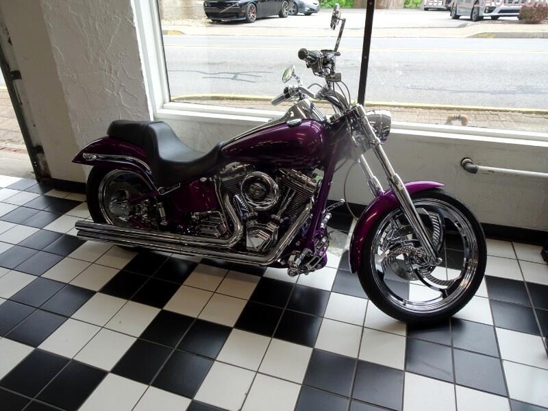 2001 Harley-Davidson FXSTDI