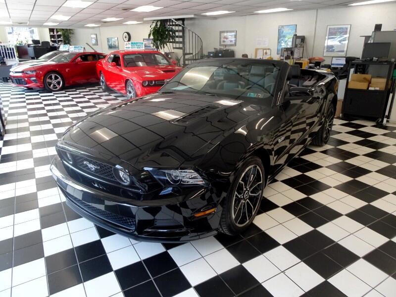 2014 Ford Mustang GT Premium Convertible